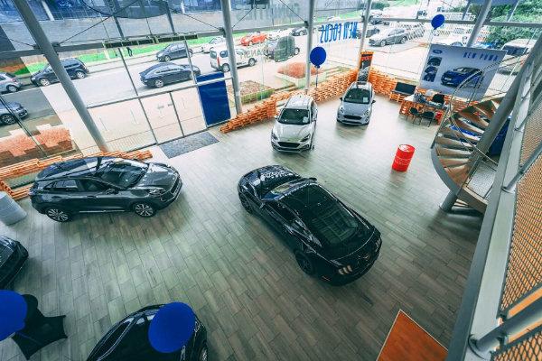 Showroom AB Automotive