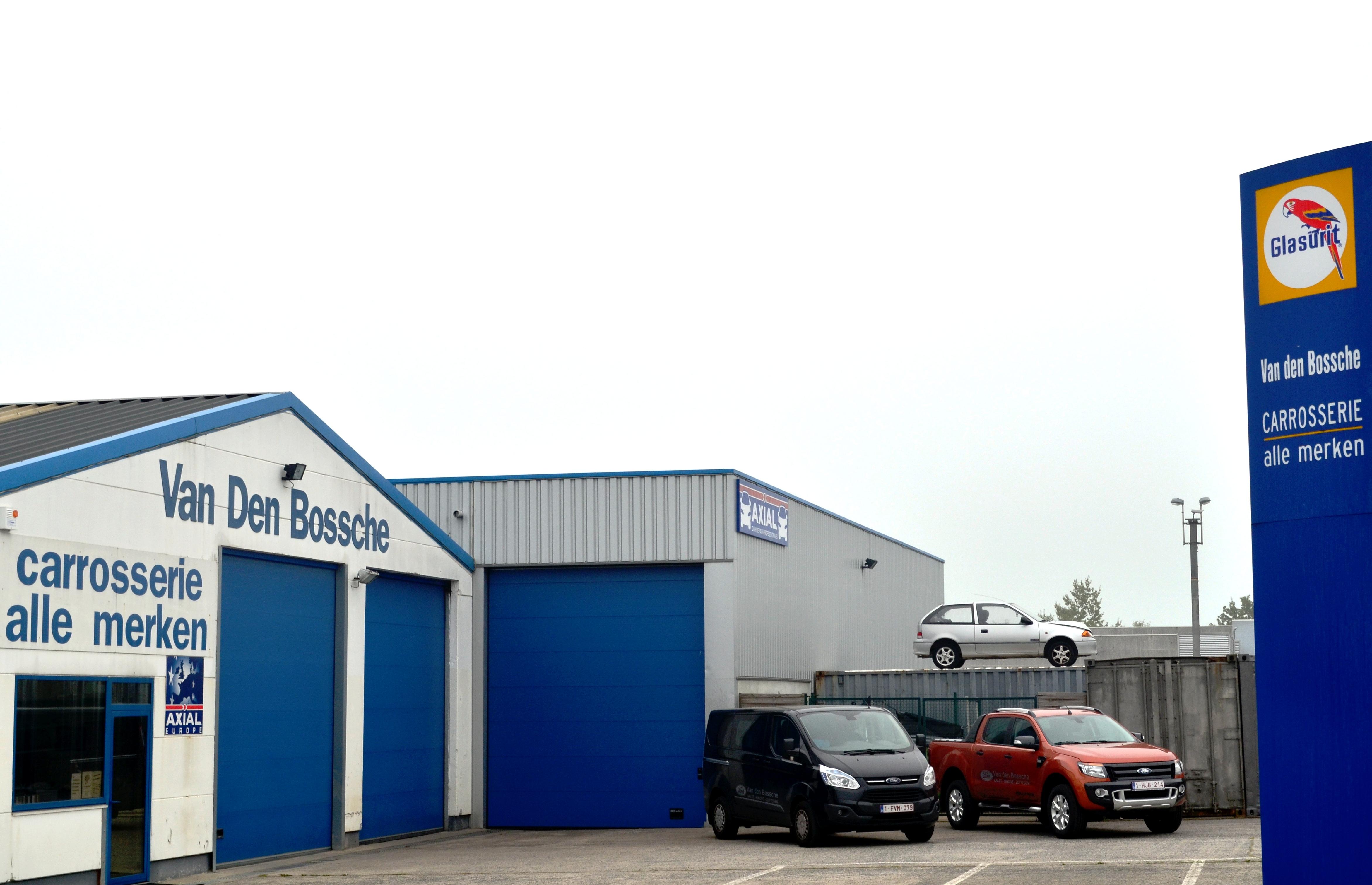 Garage Van den Bossche