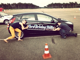 Ford Driving Skills for Life 2015