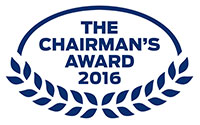 Chairman's Award 2016 voor Ford Geeraerts in Lennik