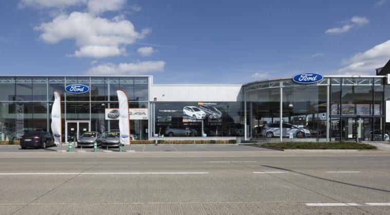 ford store Hasselt Motor NV de Schaetzen