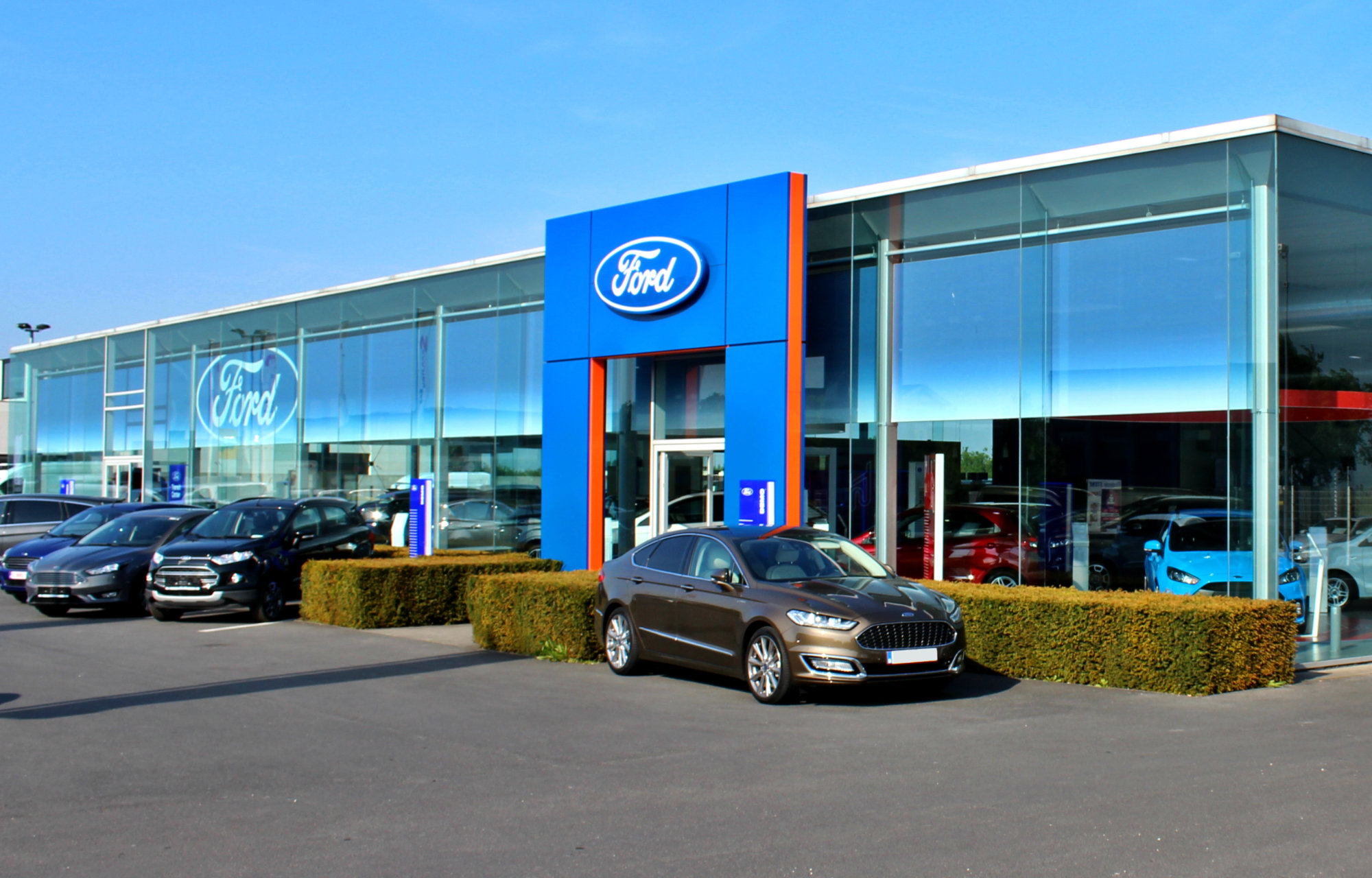 Unicars FordStore