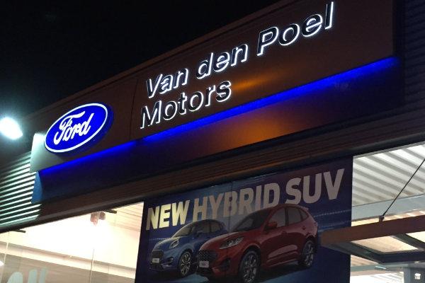 Van den Poel Motors nv