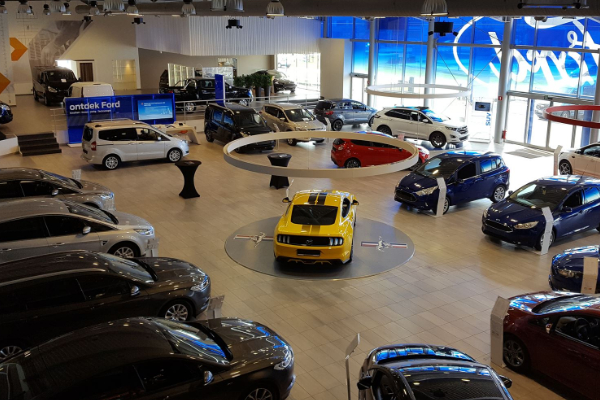Waasland Automotive Mustang