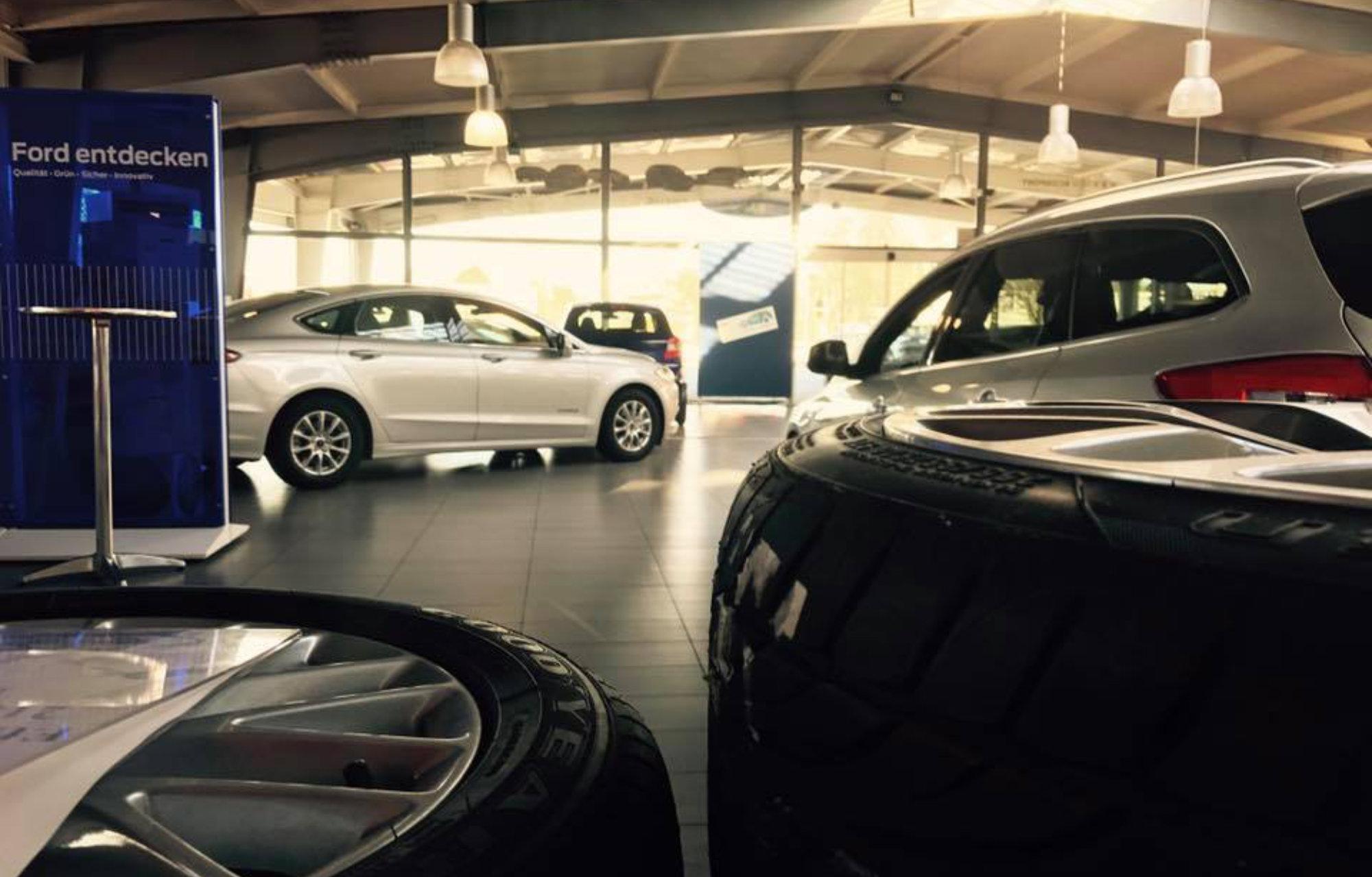Garage Ford Pierre Ohn