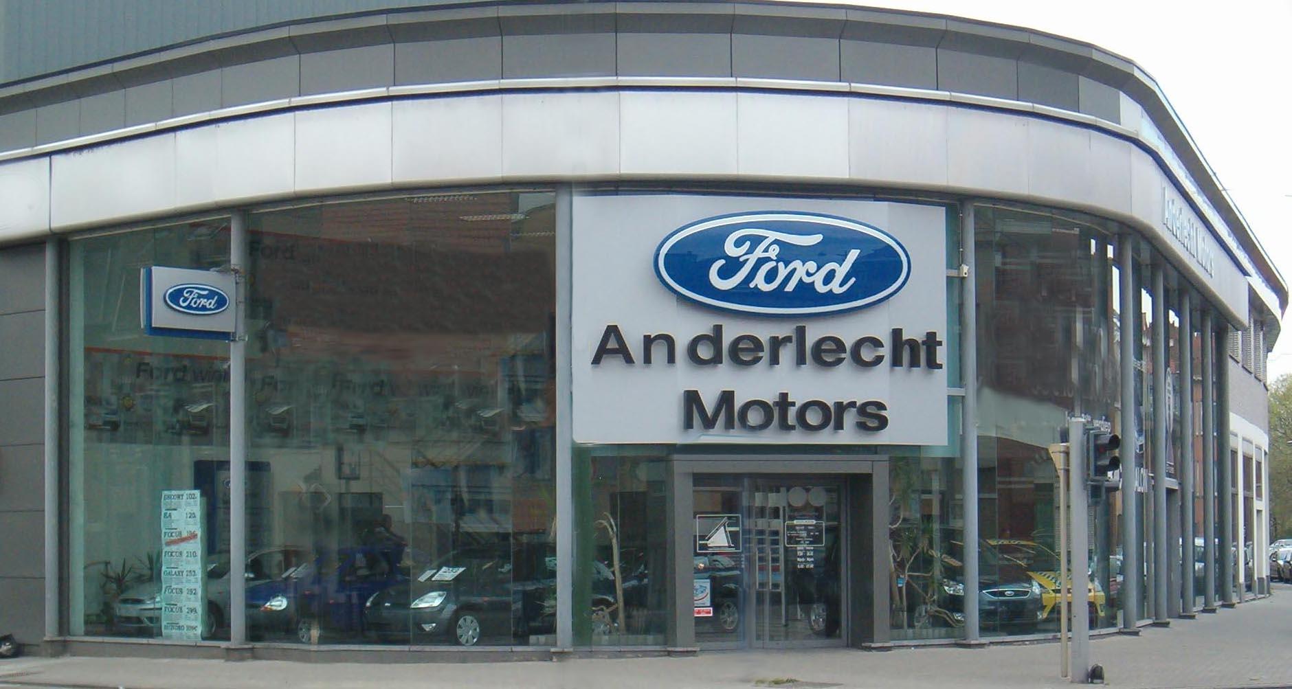 Anderlecht Motors
