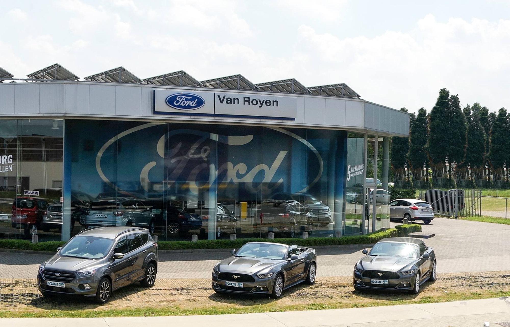 Ford Van Royen