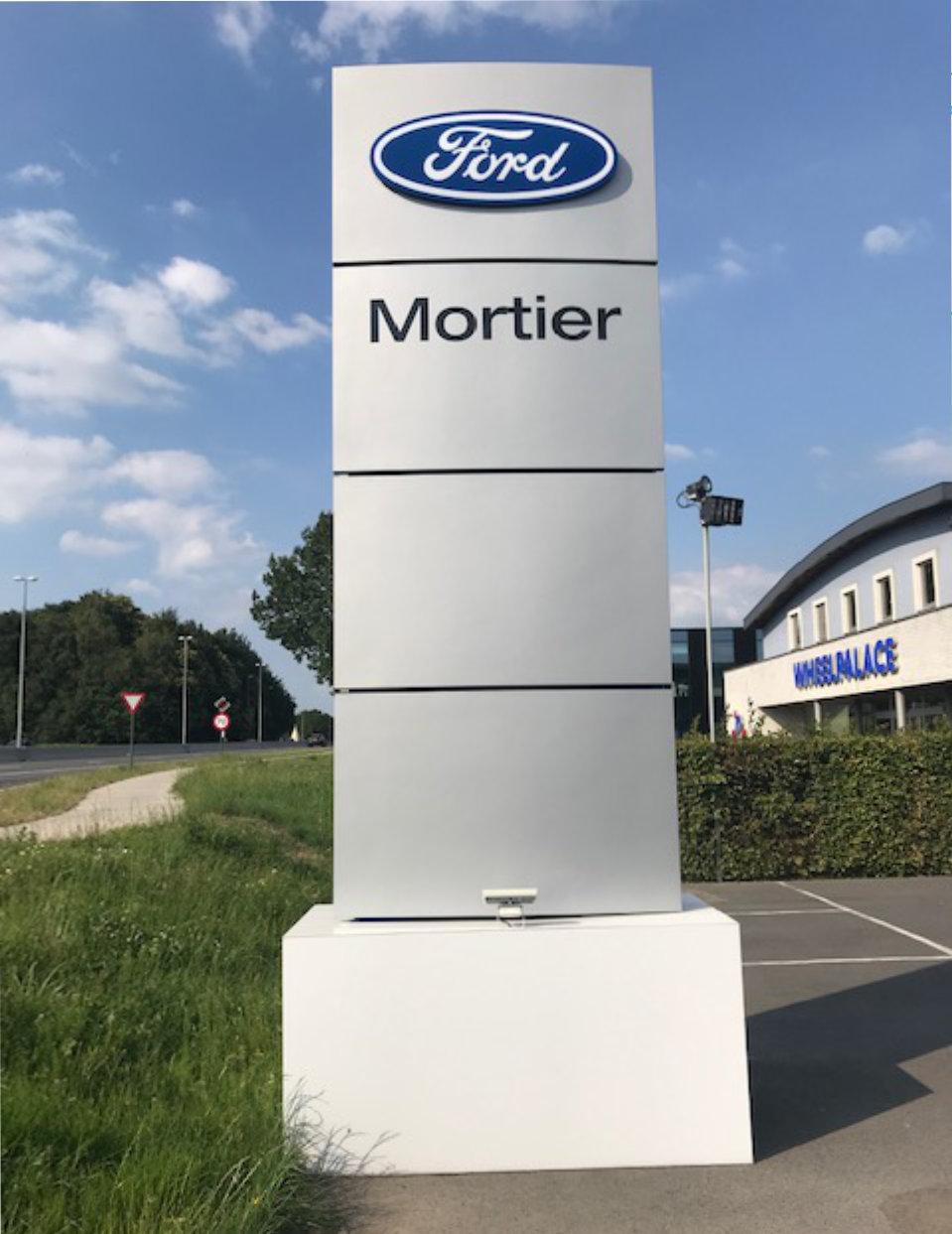 Garage Mortier