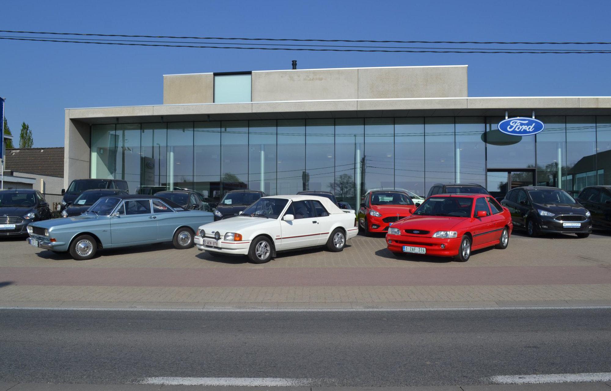 Garage Veys-Vanclooster