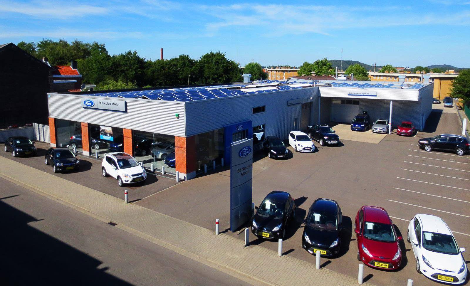Ford Garage Garage St. Nicolas Motor SPRL