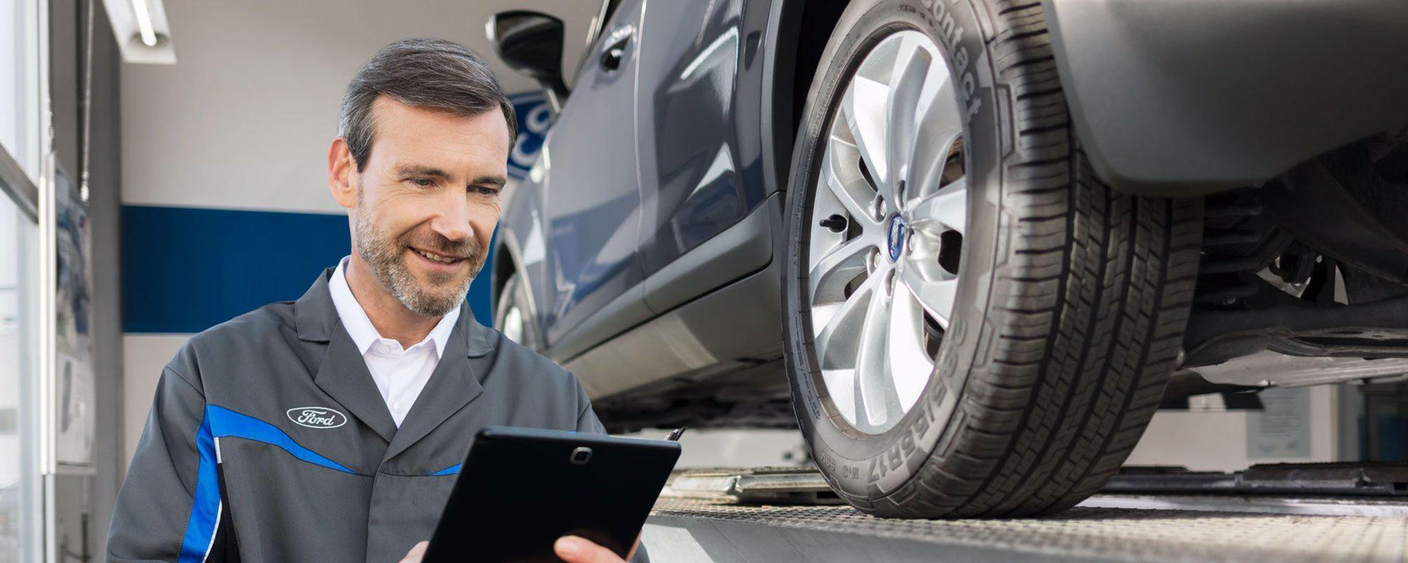 Ford Service après-vente Réparations