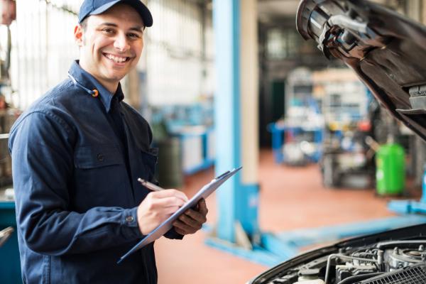 Ford Garage Antonacchio service