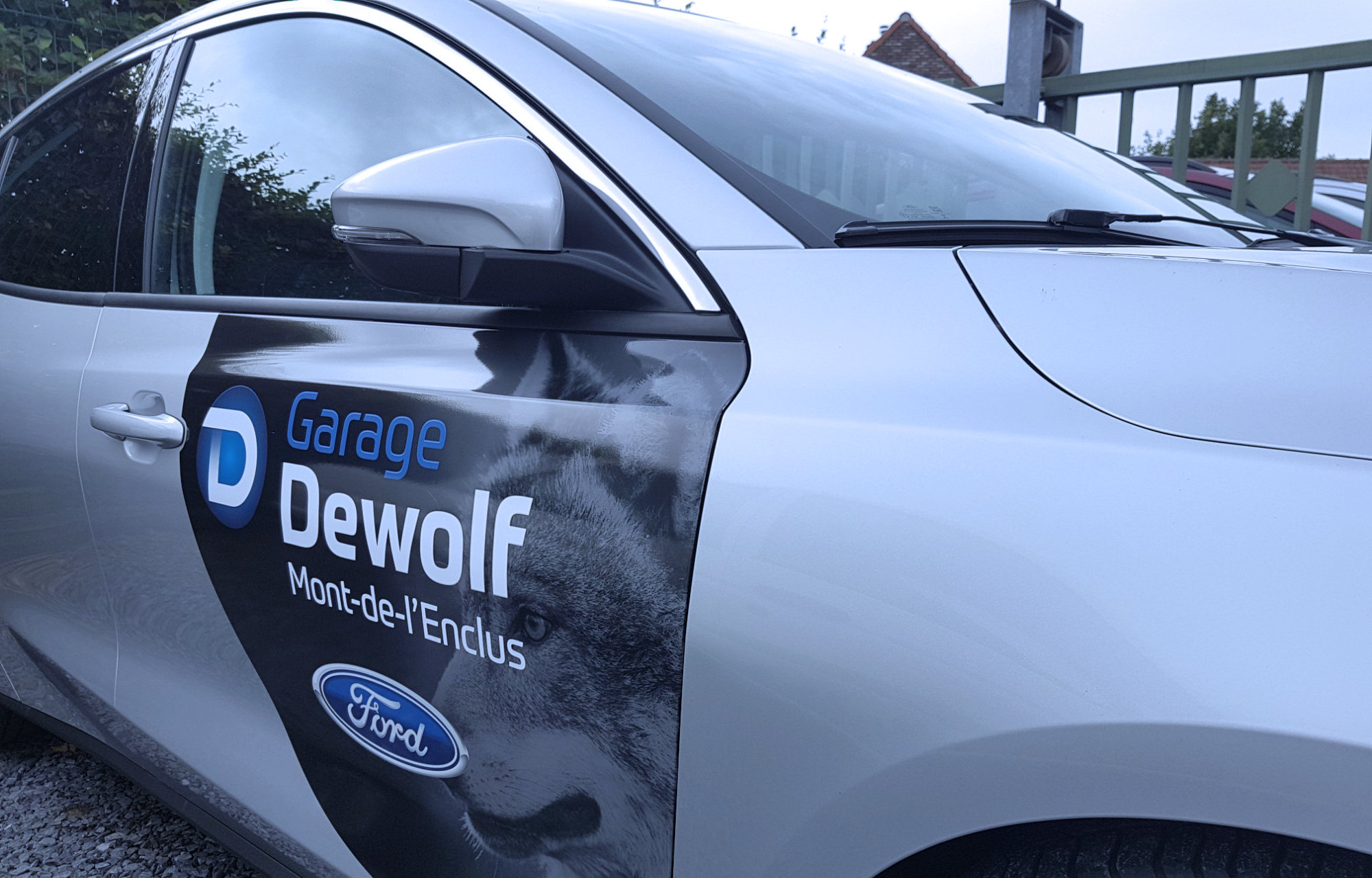 Garage Ford Dewolf
