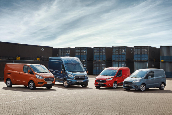 Garage Trading Ford utilitaires