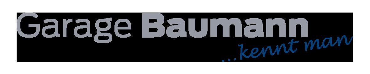 Garage Baumann Logo
