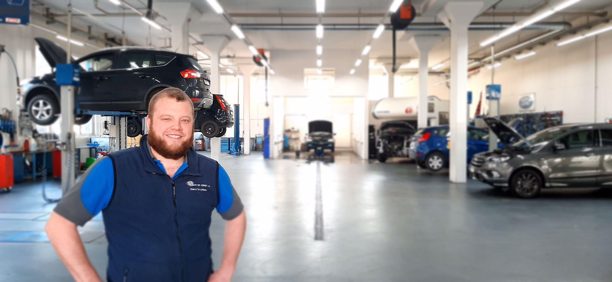 Werkstatt Garage Voney