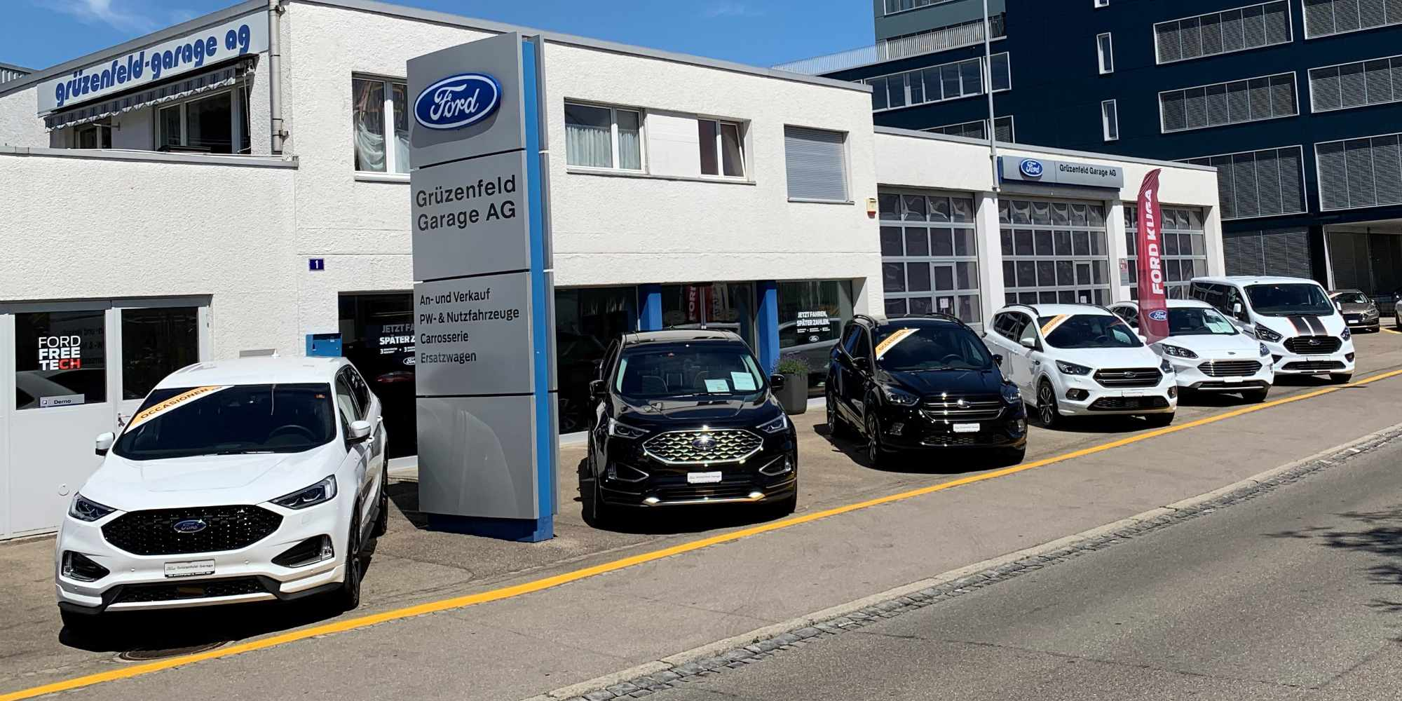 Ford Markenhändler