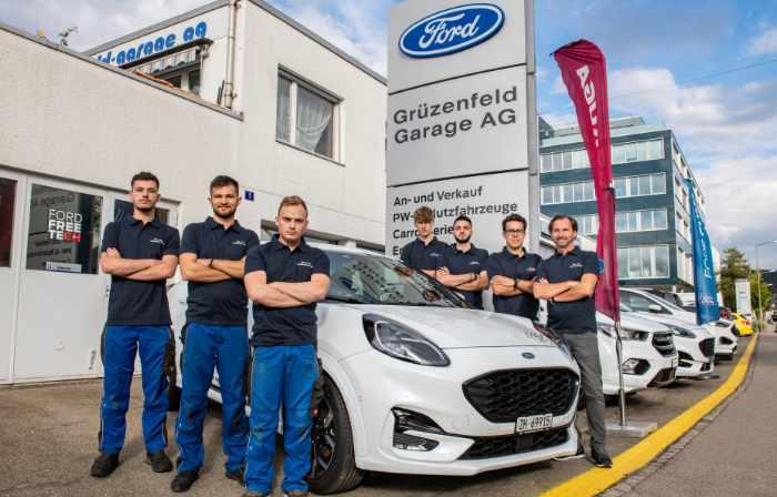 Grüzenfeld-Garage AG Winterthur