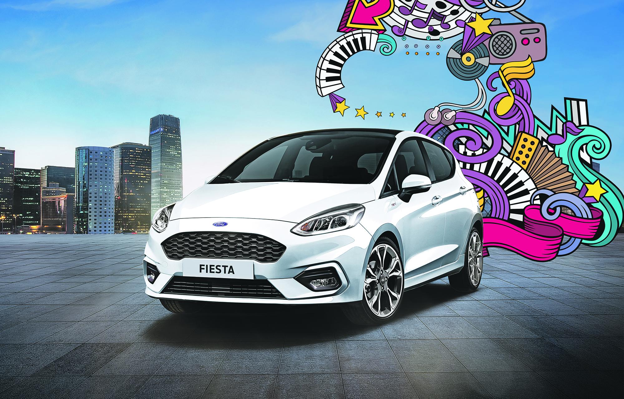 Ford Fiesta Days 17. - 19. August 2017