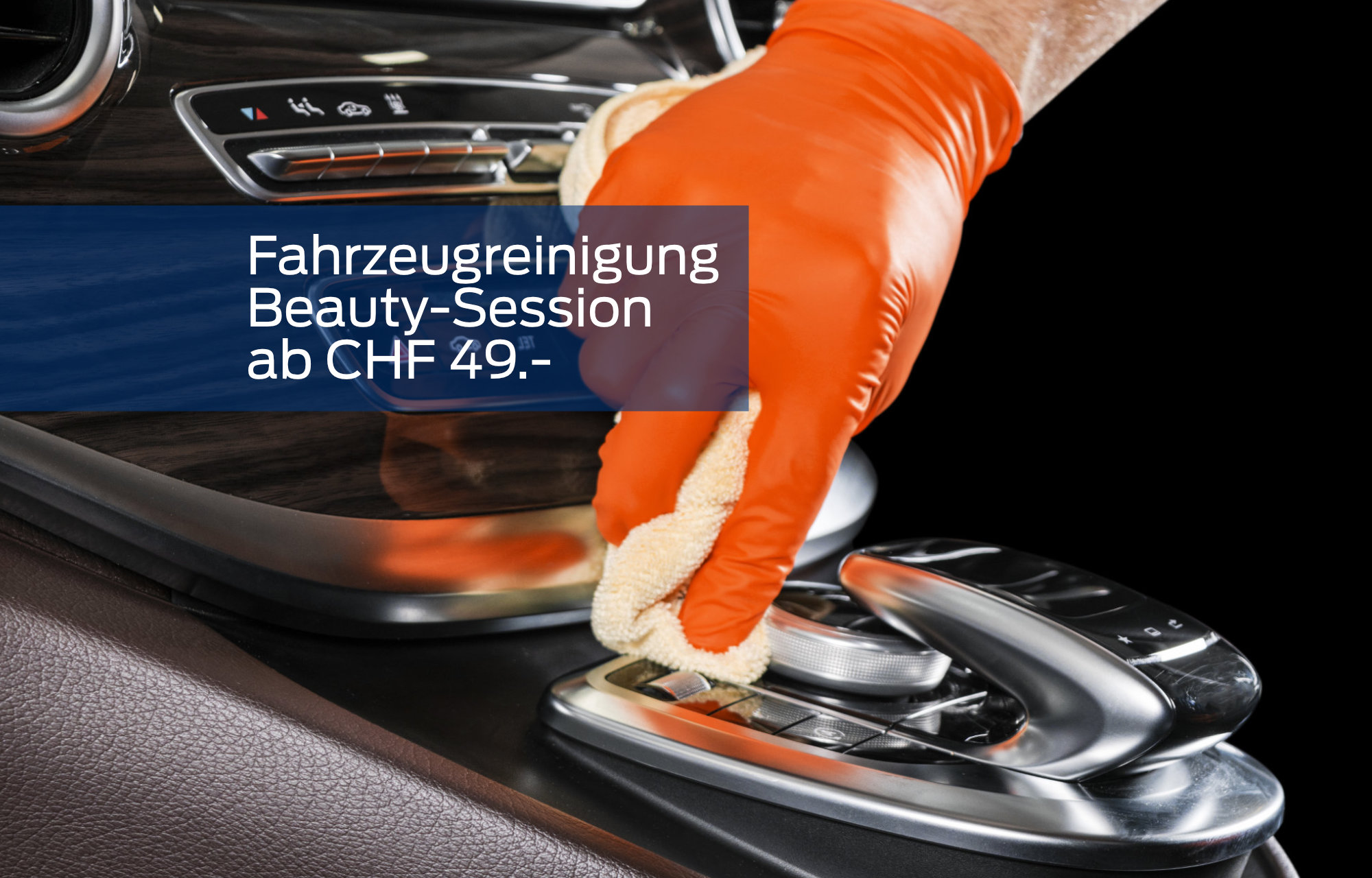 Fahrzeugwäsche und Fahrzeugreinigung Garage Müliholz AG