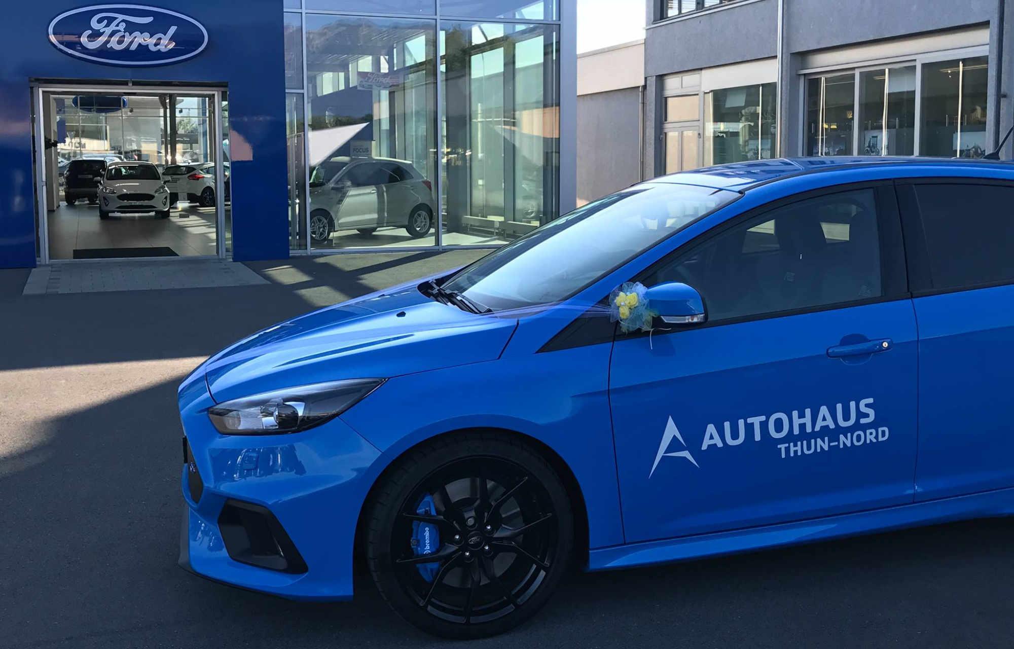 Beratung Autohaus Thun-Nord AG Steffisburg