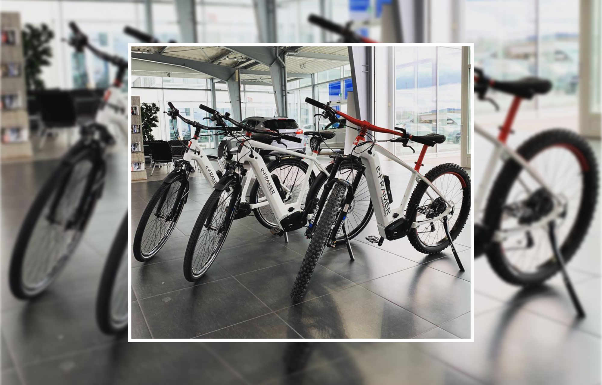 E-Bike Ersatzwagen Autohaus Thun-Nord AG Steffisburg