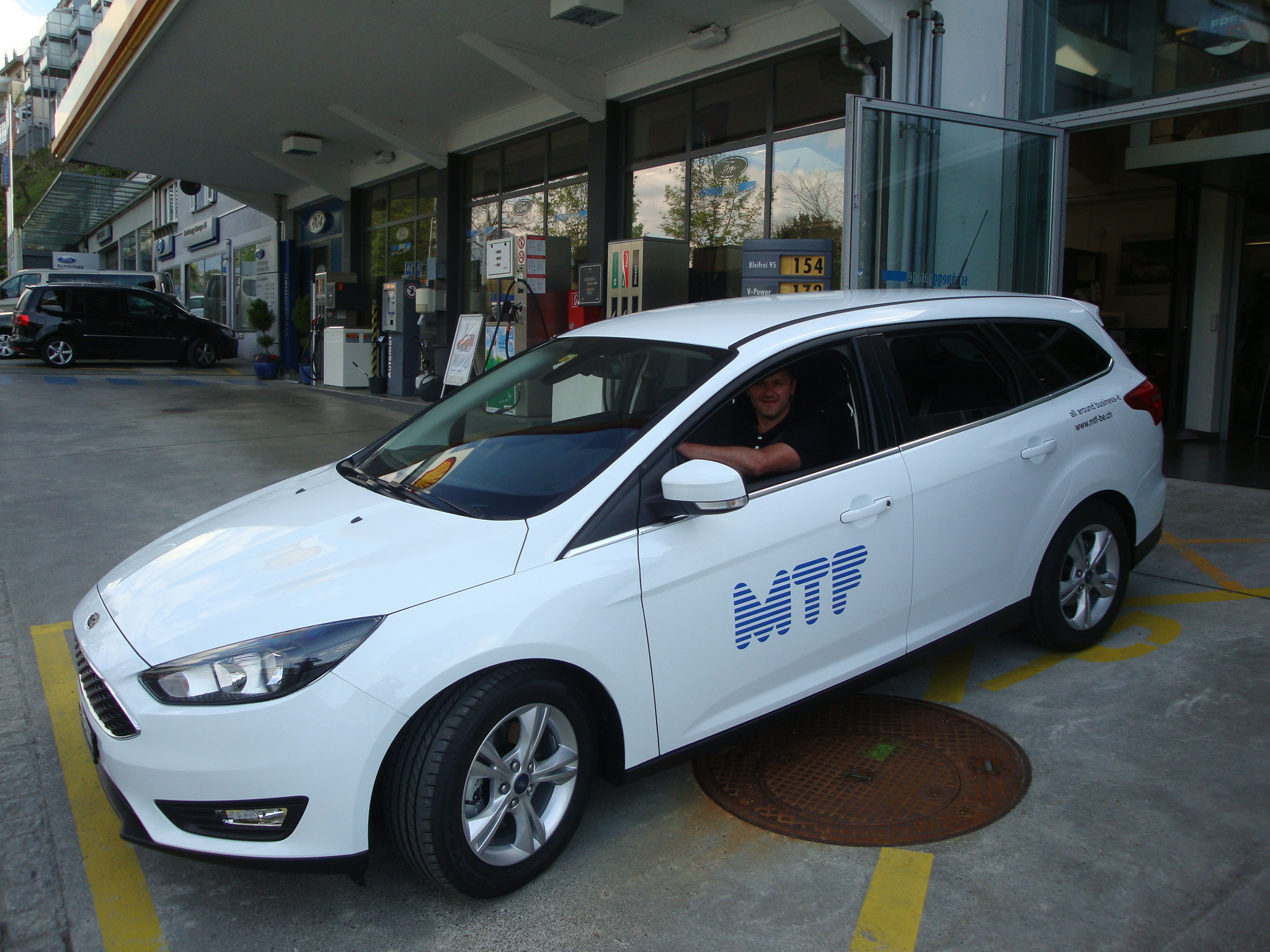 MTF Thörishaus - Einer unserer Flottenkunden