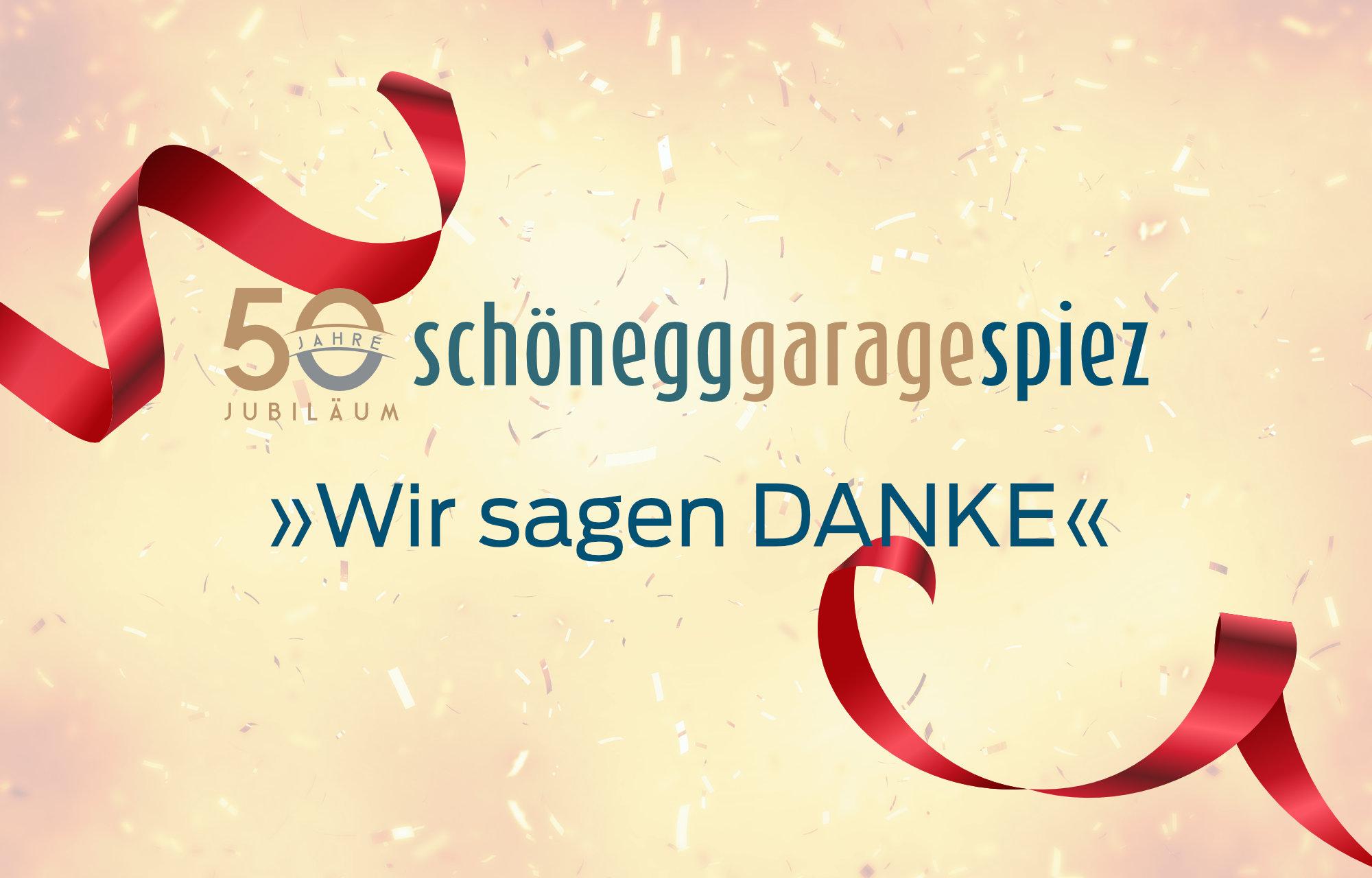 50 Jahre: Schönegg-Garage bringt viele Jubilare