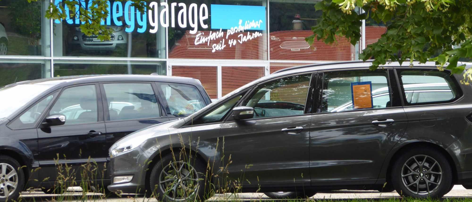 Schönegge Garage AG in Spiez | persönlicher Service | Öffnungszeiten