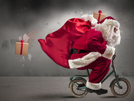 Weihnachtsaktion bei der AutomaxX AG