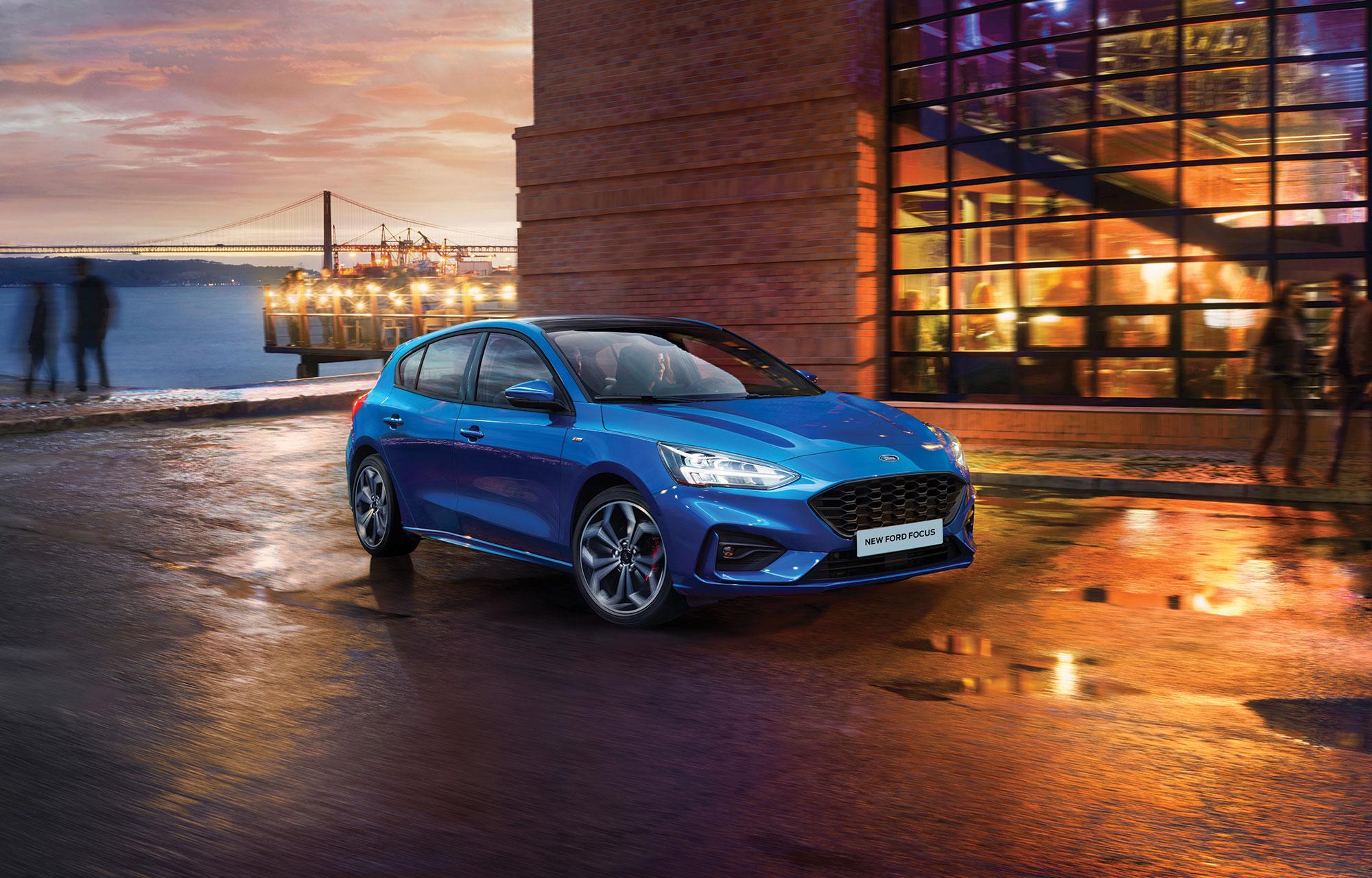Open doors, erleben Sie den neuen Ford Focus