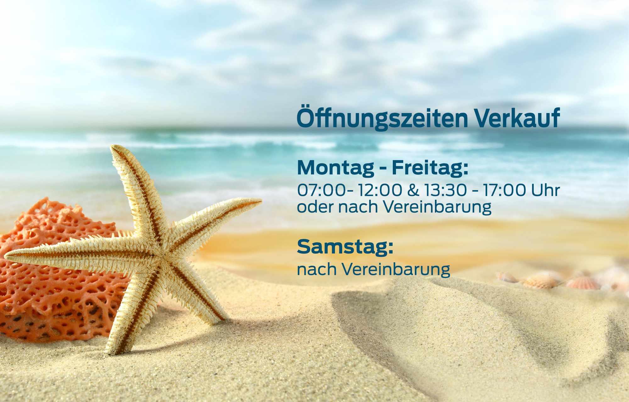 Öffnungszeiten Verkauf Sulzer Auto AG