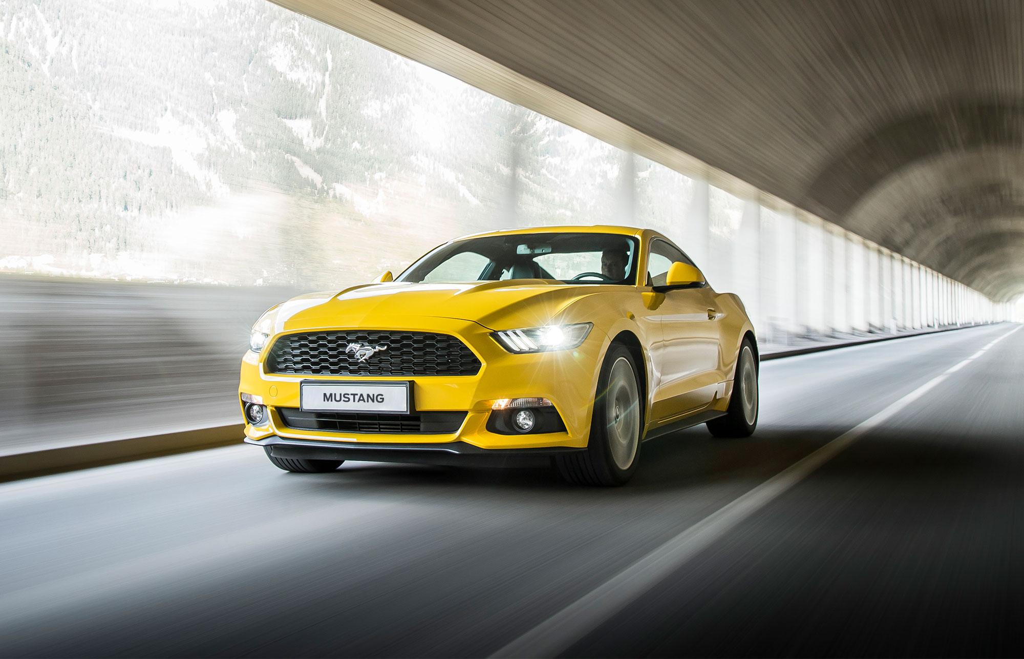 Ihr Mustang