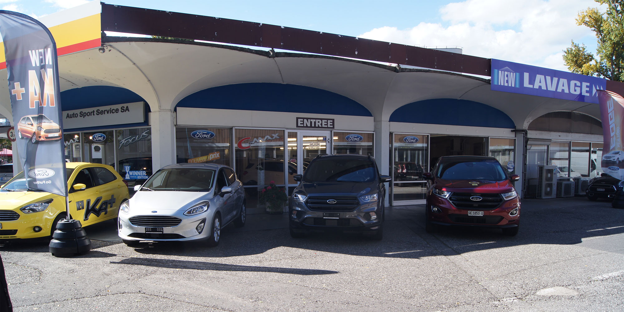 Ford Auto Sport Service