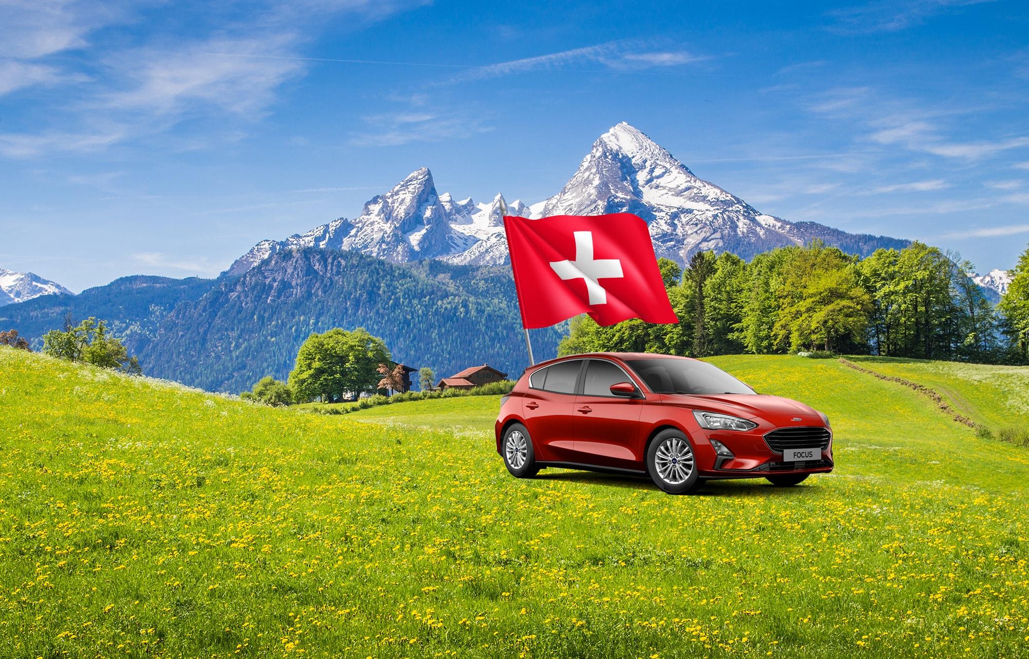 Bonne Fête Nationale à toute la Suisse
