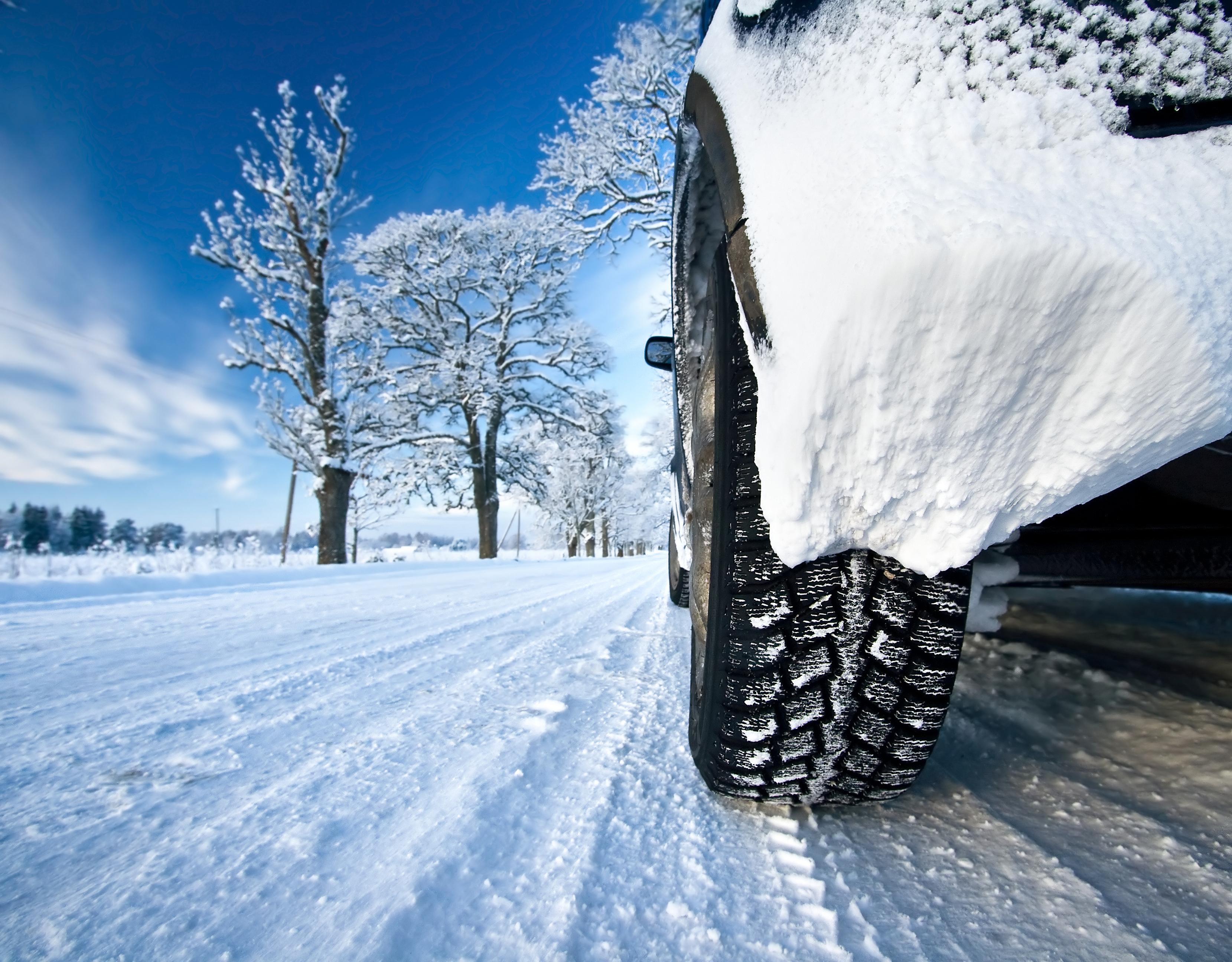 Changez vos roues d'hiver!