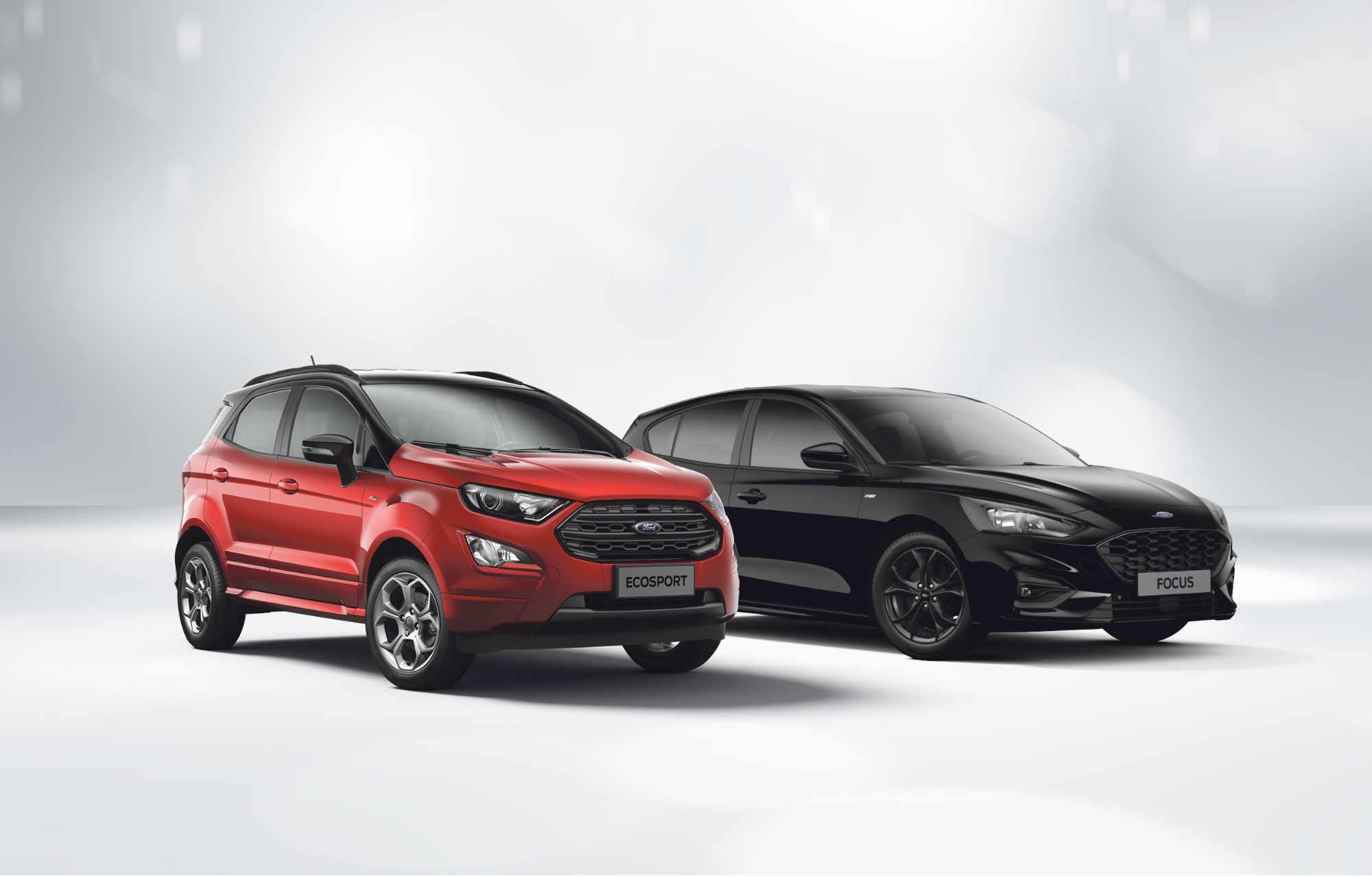 Le Nouveau Ford EcoSport et la Nouvelle Focus sont de sortie ce samedi !