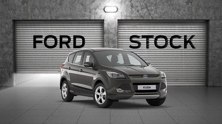 Ford Kuga Stock