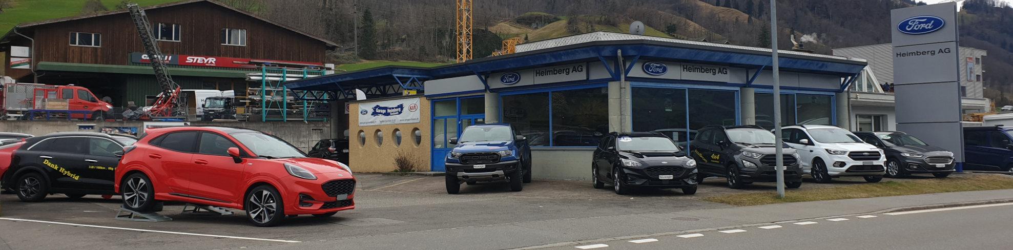 Garage Heimberg AG in Sachseln