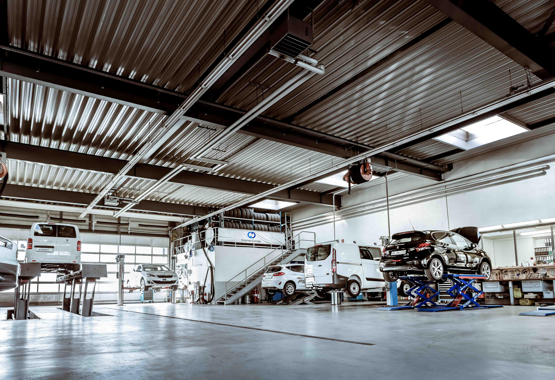 Müller Grynau-Garage AG