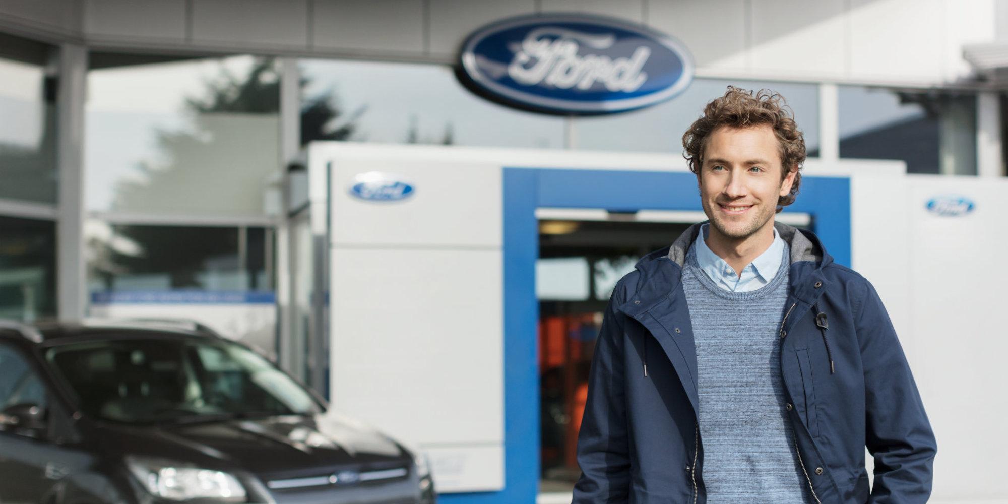 Ford Store Emil Frey AG Münchenstein