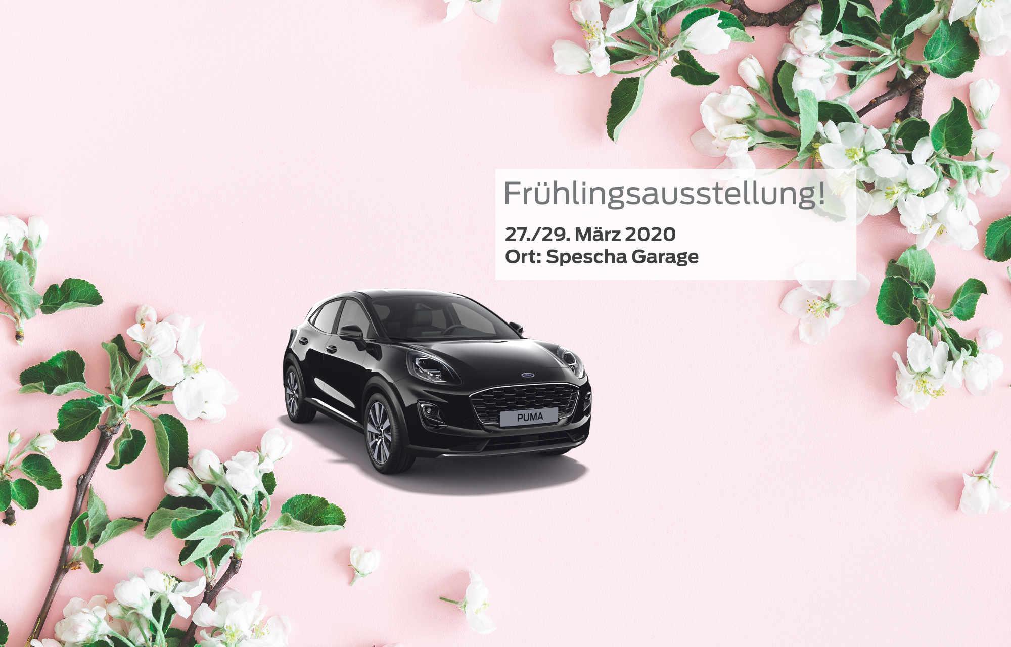 Frühlingsausstellung