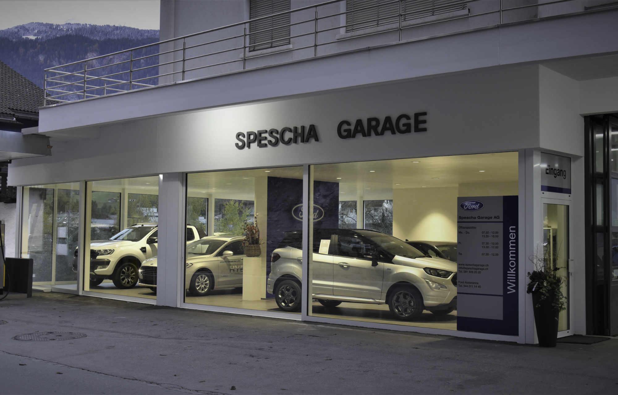 Spescha Garage