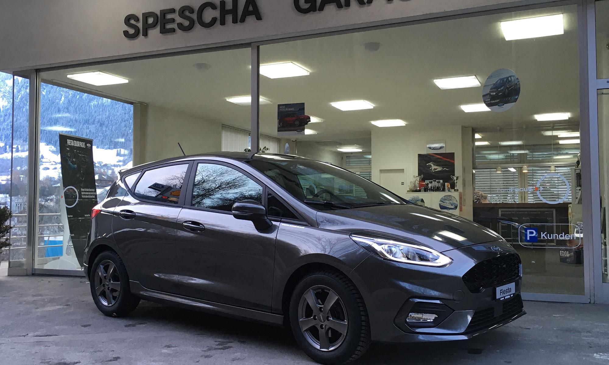 Spescha Garage Fiesta ST-Line