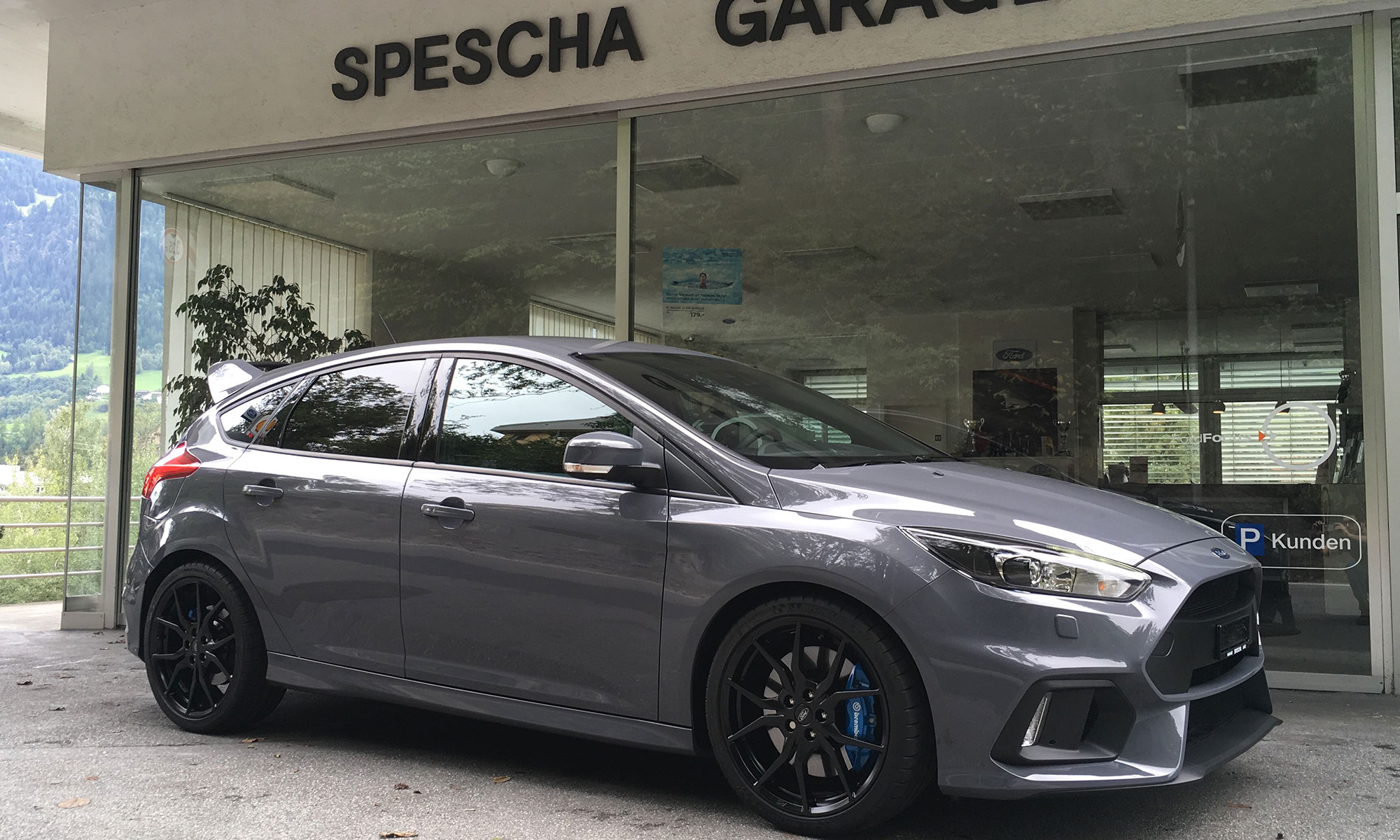 Die neusten Ford Modelle