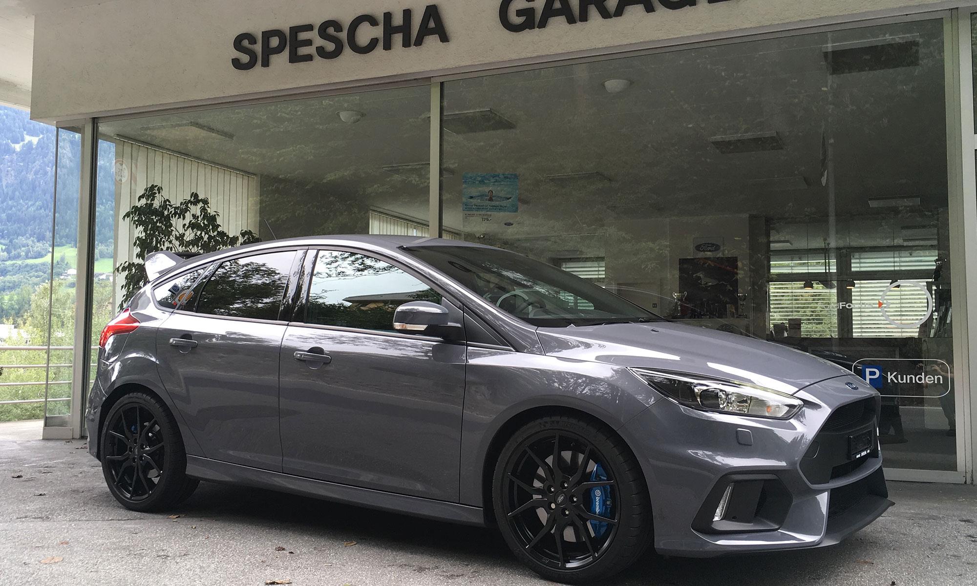 Spescha Garage Focus ST