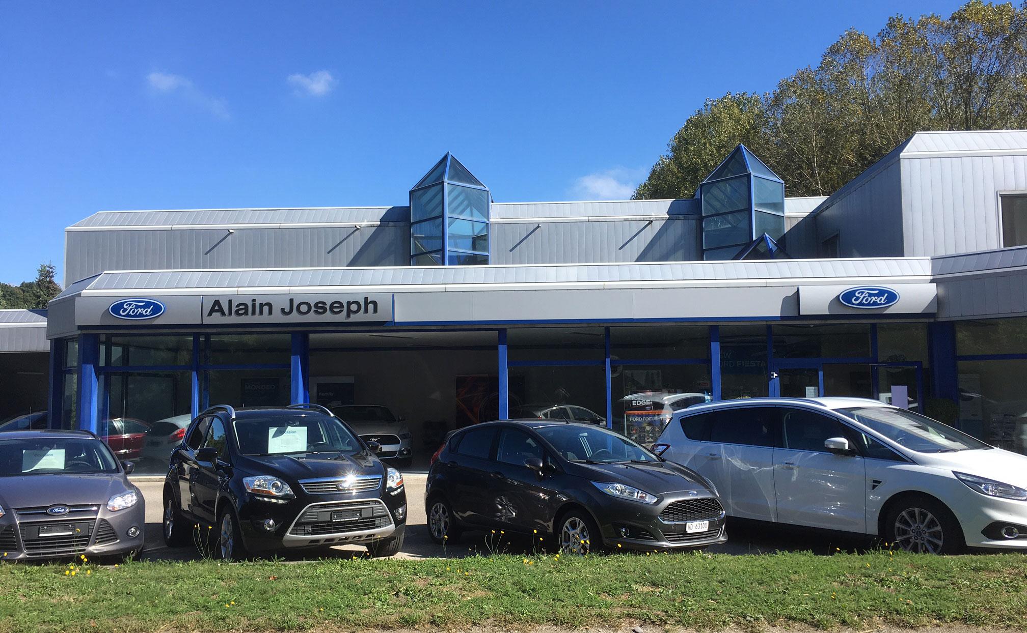 Ford Garage Alain Joseph SA