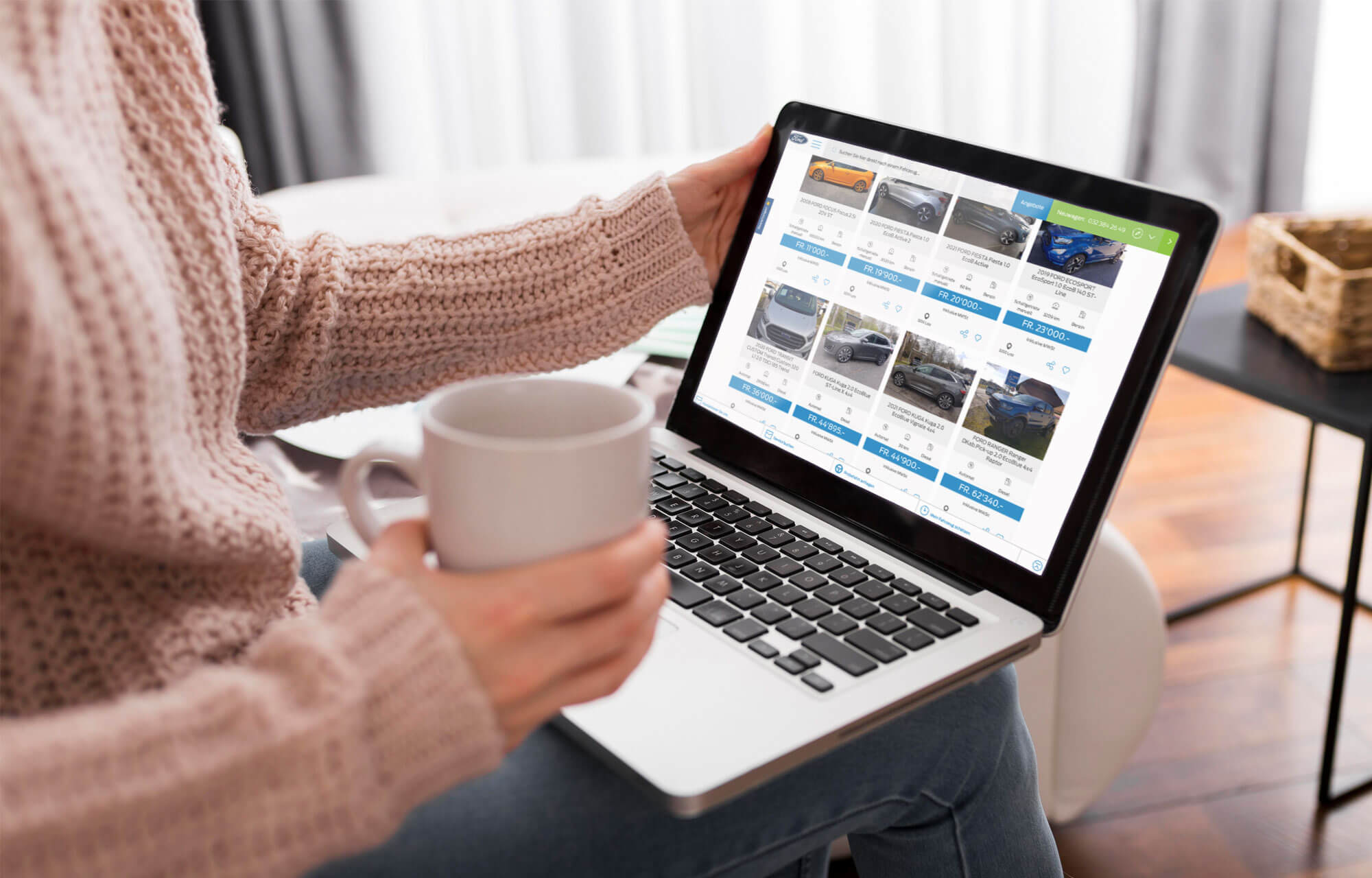 Ford Kuga Hybrid Garage Wegmüller Lyss