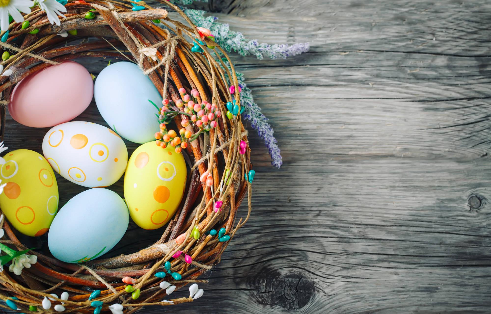 Öffnungszeiten über Ostern