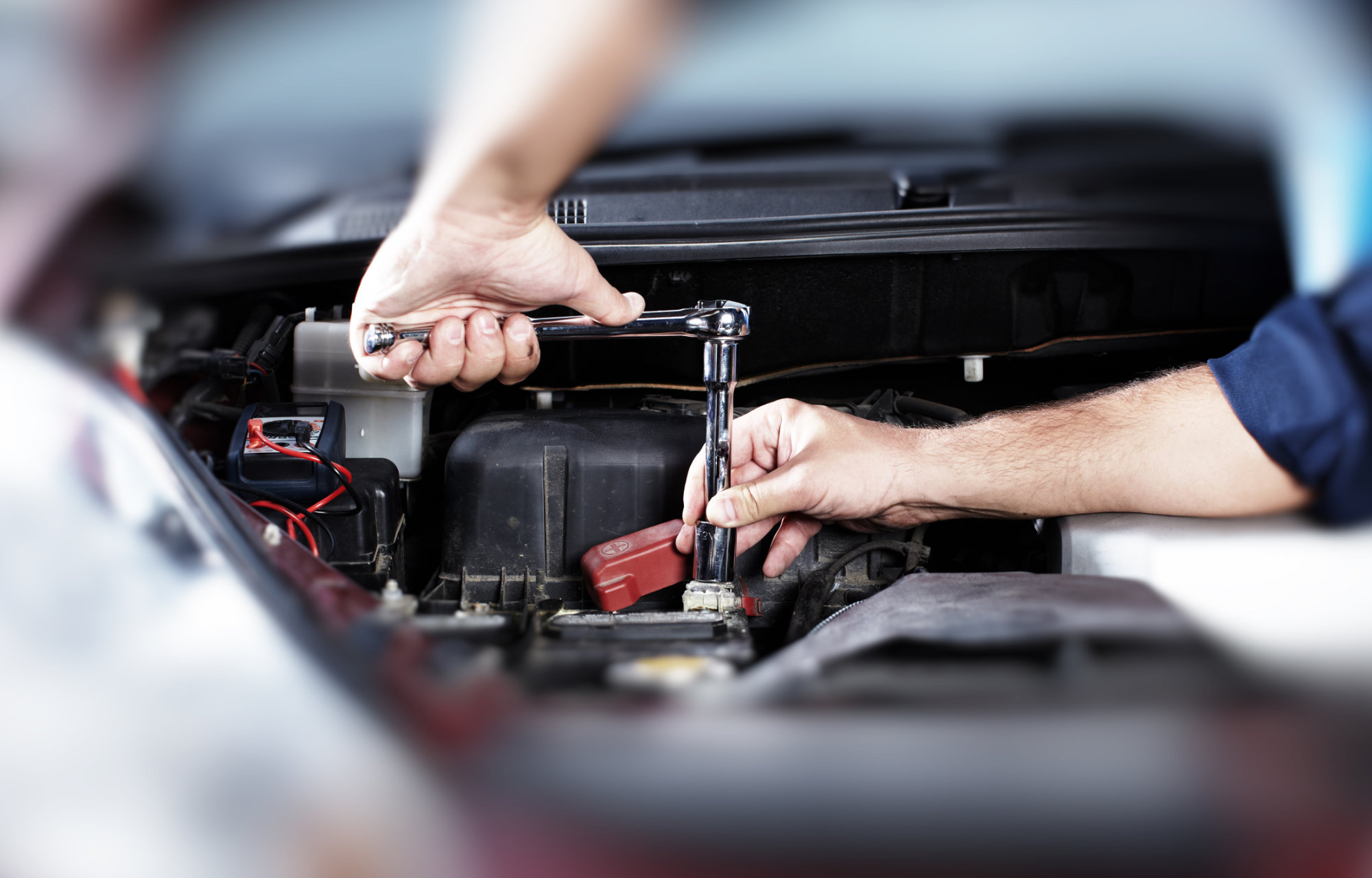 Fahrzeug Reparaturen und Wartung Niederbipp